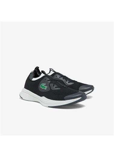 Lacoste Lacoste Run Spin Erkek Siyah Sneaker Siyah